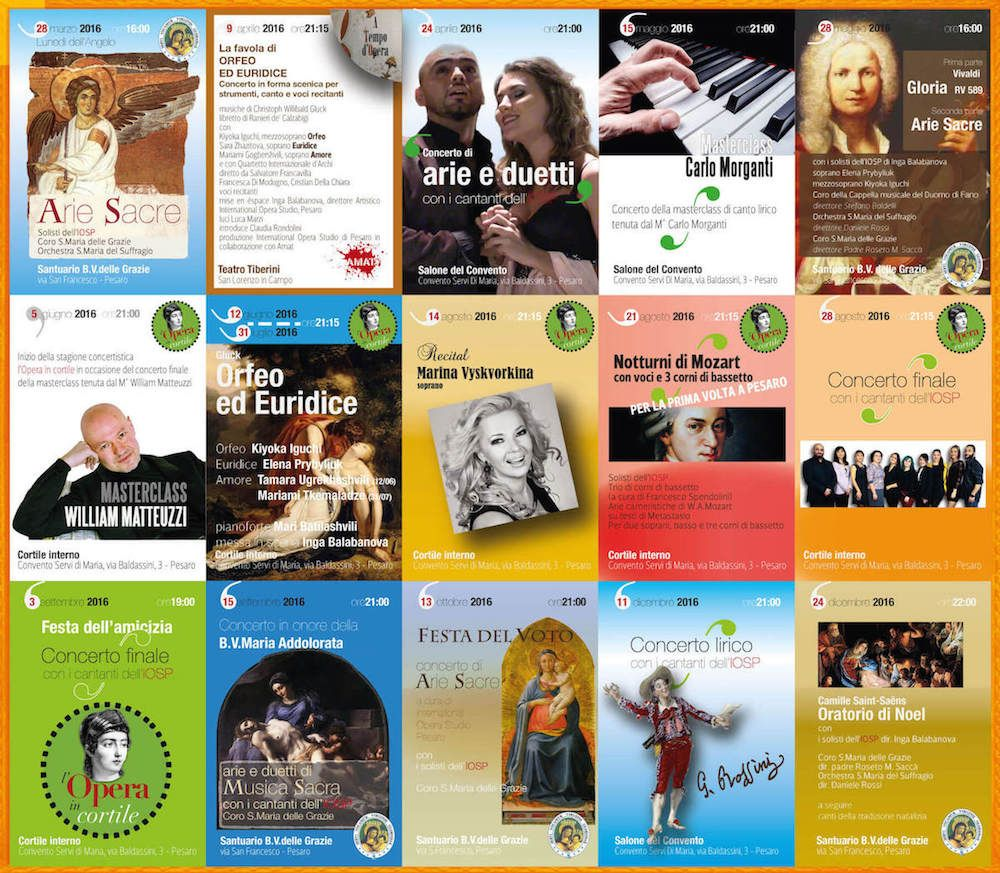 Programma IOSP 2016