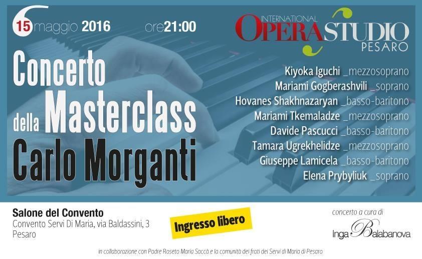 concerto masterclass