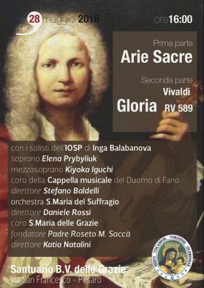 quartino Arie sacre