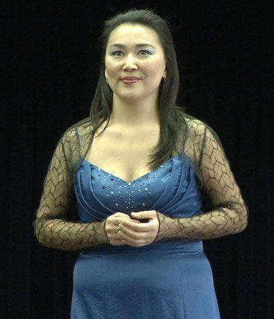 Gulmira Umbetova