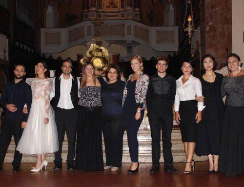 Concerto in onore della B.V. Maria Addolorata