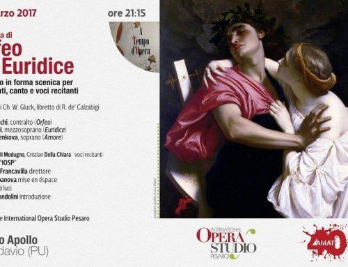 La favola di Orfeo ed Euridice – Mondavio