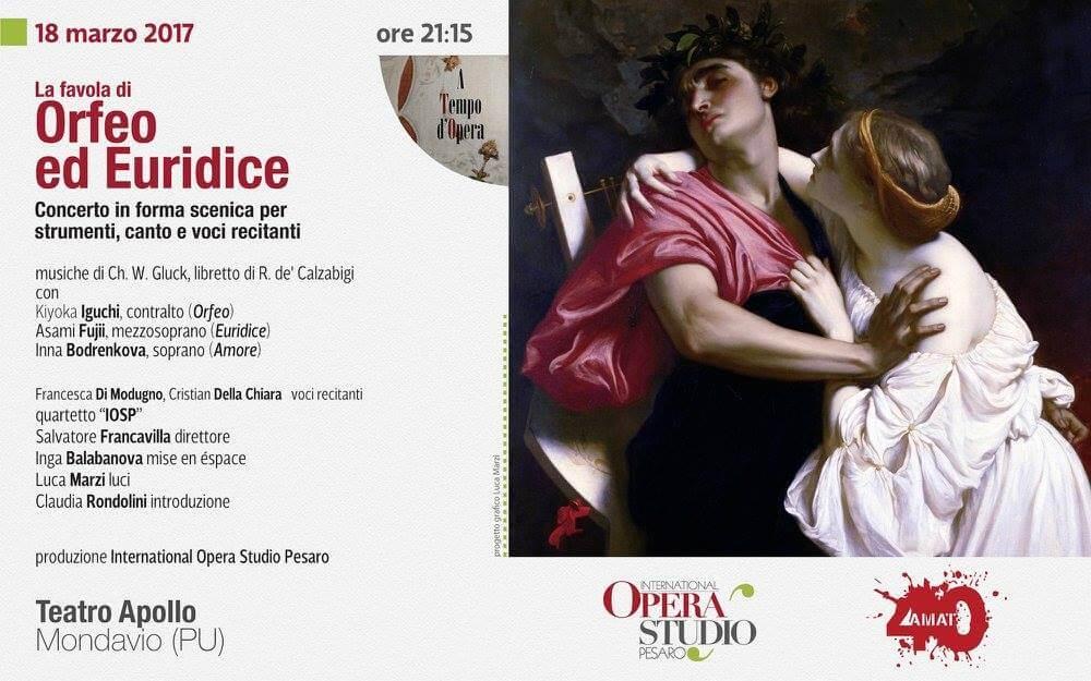 La favola di Orfeo ed Euridice - Mondavio