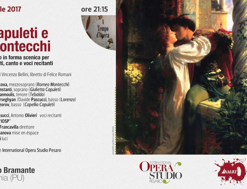 I Capuleti e i Montecchi – Urbania