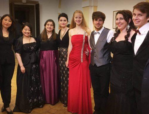 Concerto masterclass M° Carlo Morganti (2017)