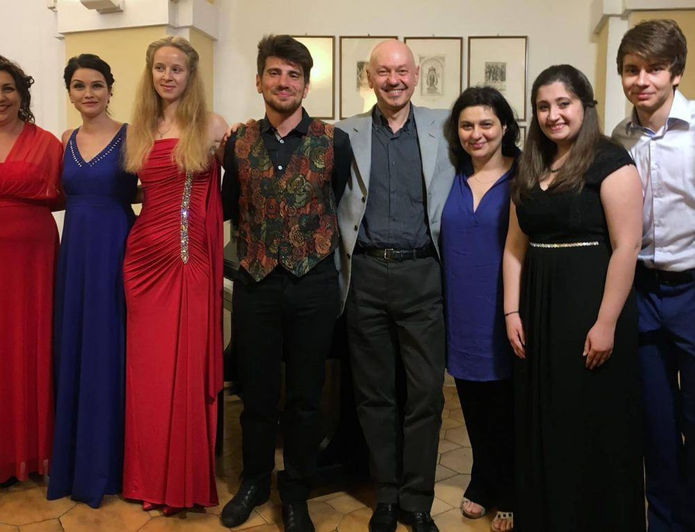 Concerto masterclass M° William Matteuzzi (2017)