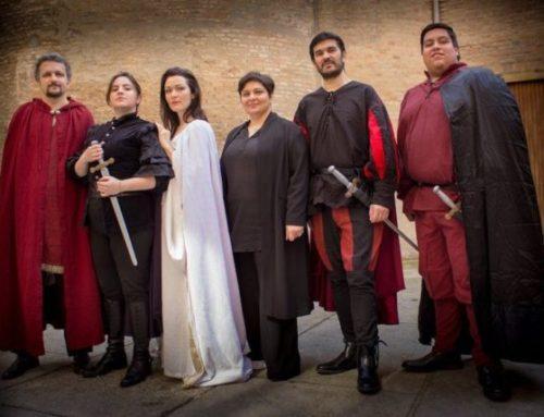 I Capuleti e i Montecchi – Teatro Tiberini